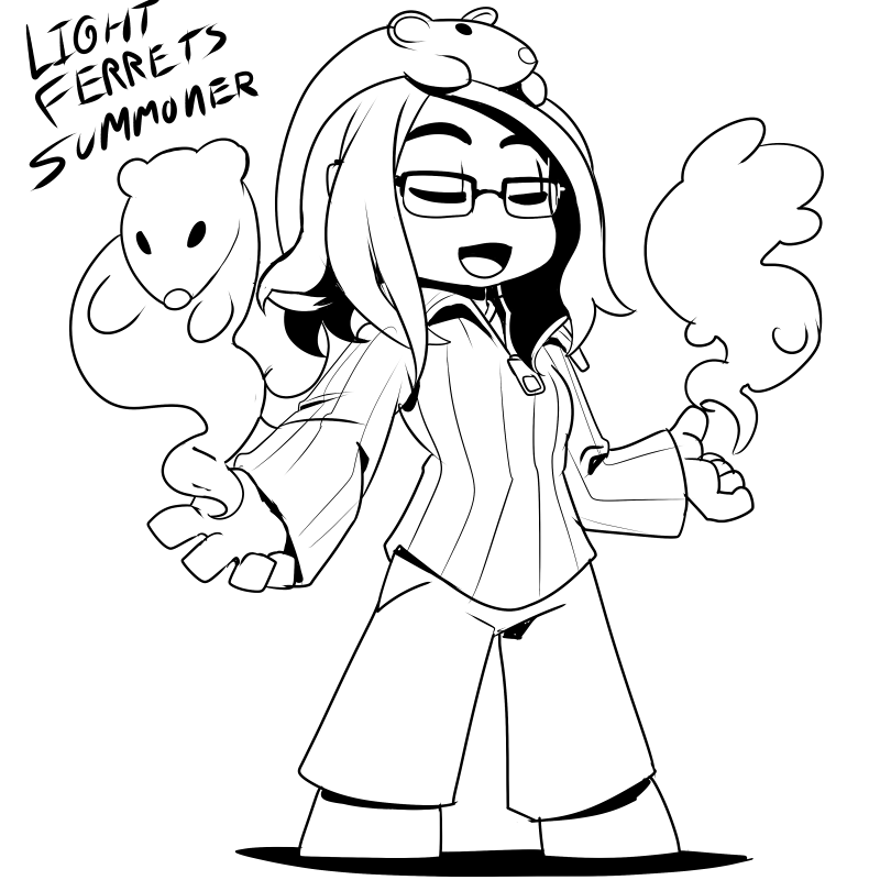 LightFerretSummoner